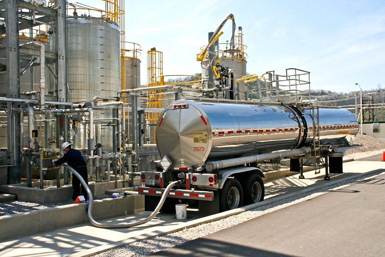 Дизельное топливо для производств