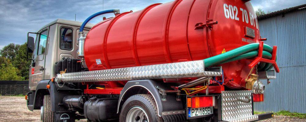 Откачка топлива и нефтепродуктов